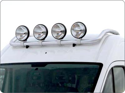T-rack Peugeot Boxer 07-  Främre H2