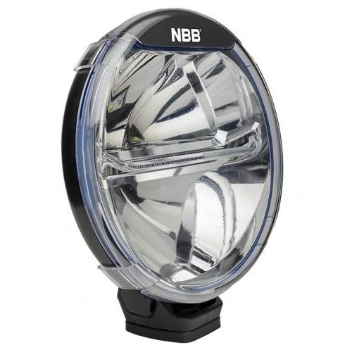 NBB Alpha 225 LED Extraljus Fjärr