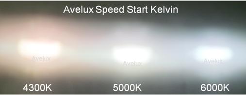 Speed Start Slim Kit 60W 120cm