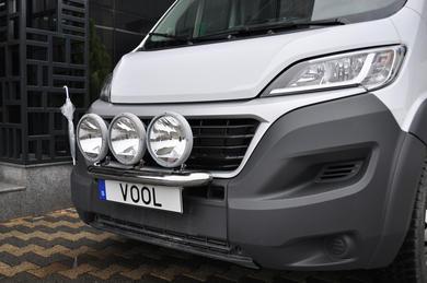 Voolbar Fiat Ducato 15-