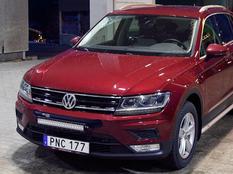 Q-LED VW Tiguan Sport & Style 16- För LED-ramp
