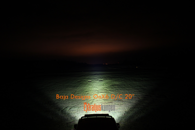 "Baja Designs OnX6, 20"" Hi-Power LED-ljusramp"