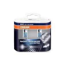 H4 Osram Night Breaker Unlimited