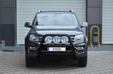 Frontbåge Stor [Svart] VW Amarok 17-