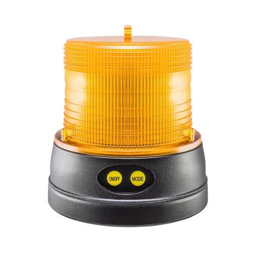 Avelux Rotorljus Batteridrift och 12-24V Magnetfot ECE R10