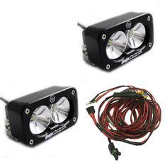 Baja Designs S2 Pro LED Light 21W, 2-pack