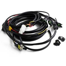 Squadron/S2 Wire Harness-3 light max 325 watts
