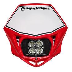 Squadron Pro, A/C, MC LED Race Light, Röd