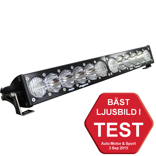 "Baja Designs OnX6 20"" 126W LED-ljusramp"