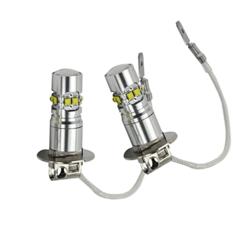 LED Dimljuslampor 45W H3