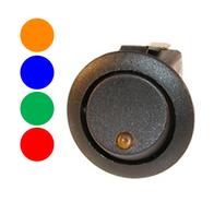 Strömbrytare LED 12V