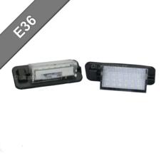 BMW E36 Skyltbelysning LED