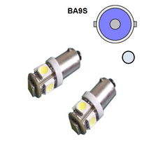 BA9S LED 5xSMD