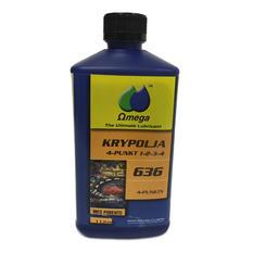 Omega 636 4-punkts Krypolja 1L