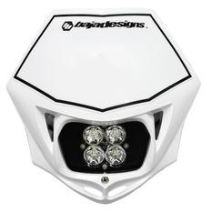 Squadron Pro, A/C, MC LED Race Light, Vit