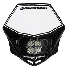 Squadron Pro, A/C, MC LED Race Light, Svart