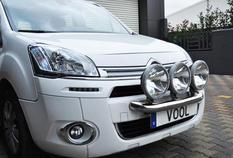 Voolbar Peugeot Partner 08-16