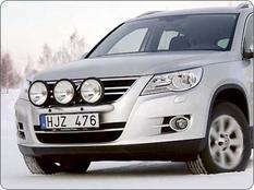 Q-light VW Tiguan Sport & Style 08-11 För 3st lampor