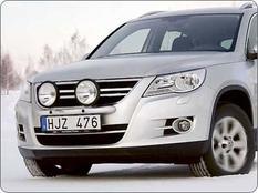 Q-light VW Tiguan Sport & Style 08-11 För 2st lampor