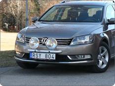 Q-light VW Passat/Alltrack 11-14  För 2st lampor