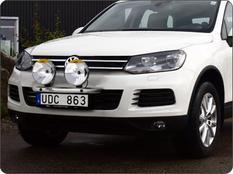 Q-light VW Touareg 11-  För 2st lampor
