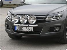 Q-light VW Tiguan Sport & Style 12-15 För 3st lampor
