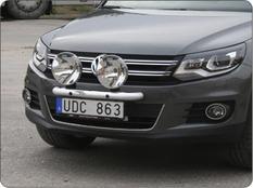 Q-light VW Tiguan Sport & Style12-15 För 2st lampor