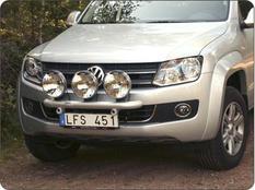 Q-light VW Amarok 11-  För 3st lampor