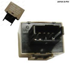 LED Blinkersrelä Japan 8-stift