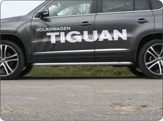 S-bar VW Tiguan Sport & Style 12-15