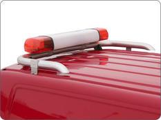 T-rack VW Transporter 03-  Bakre/Främre