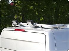 T-rack VW Crafter 07-16  Bakre H2