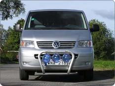 X-rack VW T5 03-09  För 3st lampor