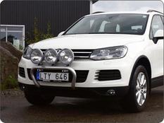 X-rack VW Touareg 11-  För 3st lampor