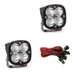 Baja Designs Squadron Pro, LED Light 42W, 2-pack
