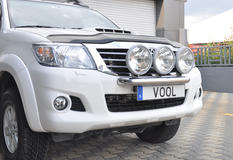 Voolbar Toyota Hilux 12-15