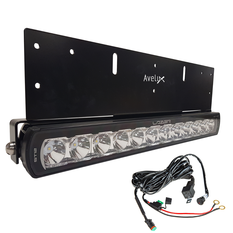 Lazer ST12 Evolution LED-ljusramp Paket