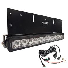 Lazer ST12 Evolution LED-ljusramp Paket