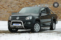 EU Frontbåge med hasplåt - VW Amarok 11-16