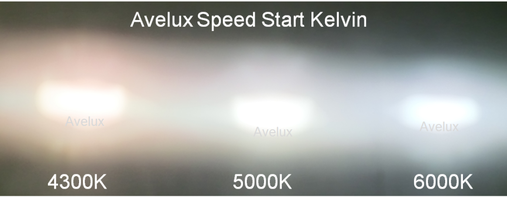 Speed Start Slim Kit 60W