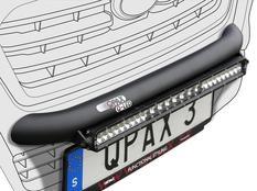 Q-LED VW Touareg 11- För LED-ramp