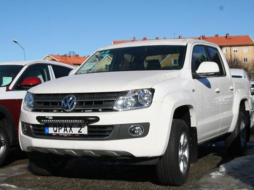 Q-LED VW Amarok 11- För LED-ramp