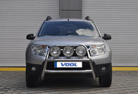 Frontbåge Stor Dacia Duster 10-
