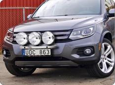 Q-light VW Tiguan Track & Field 12-15 För 3st lampor