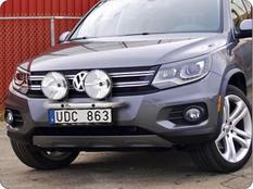Q-light VW Tiguan Track & Field 12-15 För 2st lampor