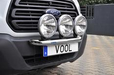 Voolbar Ford Transit 15-