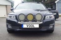 Voolbar Volvo V70 / XC70 08-16