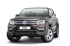 EU Frontbåge [Svart] - VW Amarok 2017-